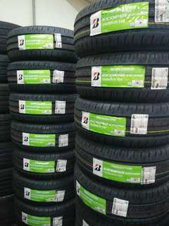 New Bridgestone tyre