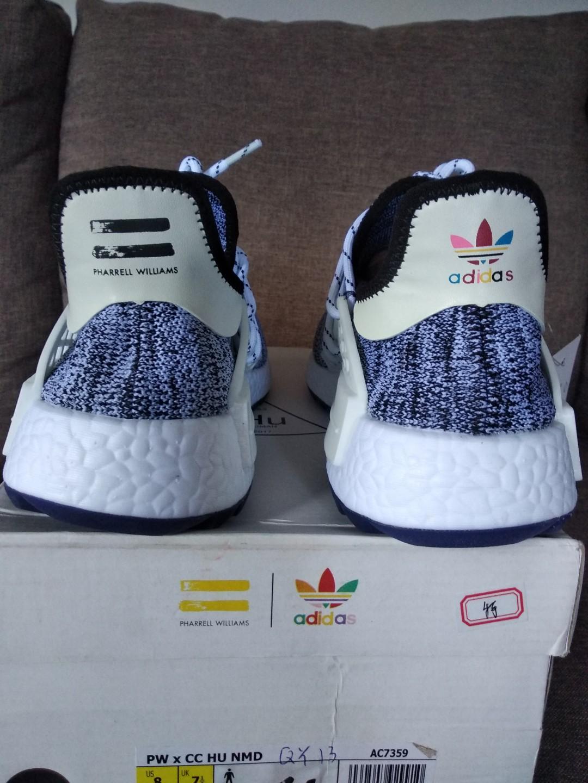 9e476fc0e Adidas NMD HU Trail Pharrell Williams CLOUD MOOD
