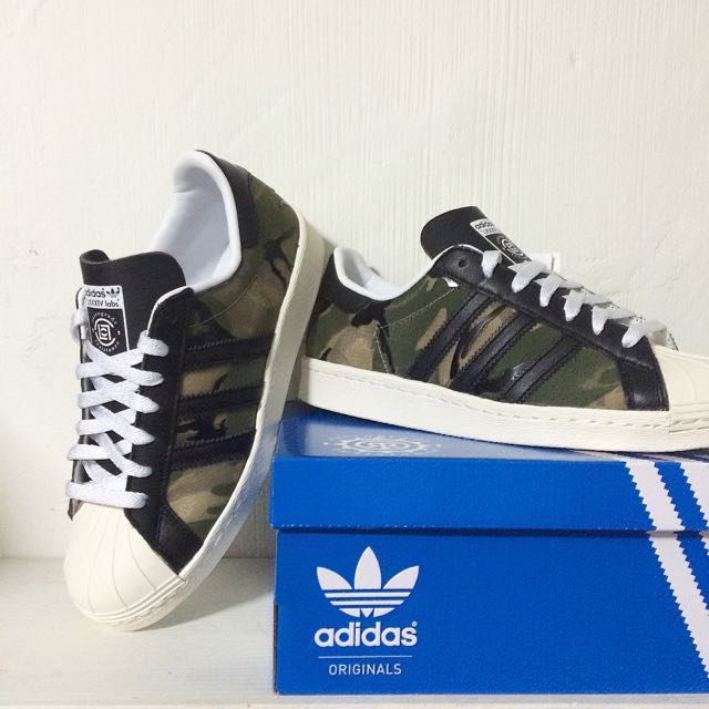 info for 22f69 f0415 Adidas Originals x Clot Superstar 80s 84-Lab, Mens Fashion, Footwear,  Sneakers on Carousell