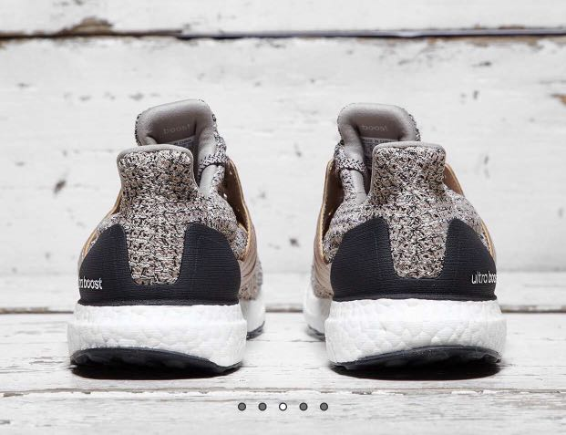 02dcaa2b1 promo code for adidas ultra boost 4.0 ash pearl mens fashion footwear  sneakers on carousell 9f117