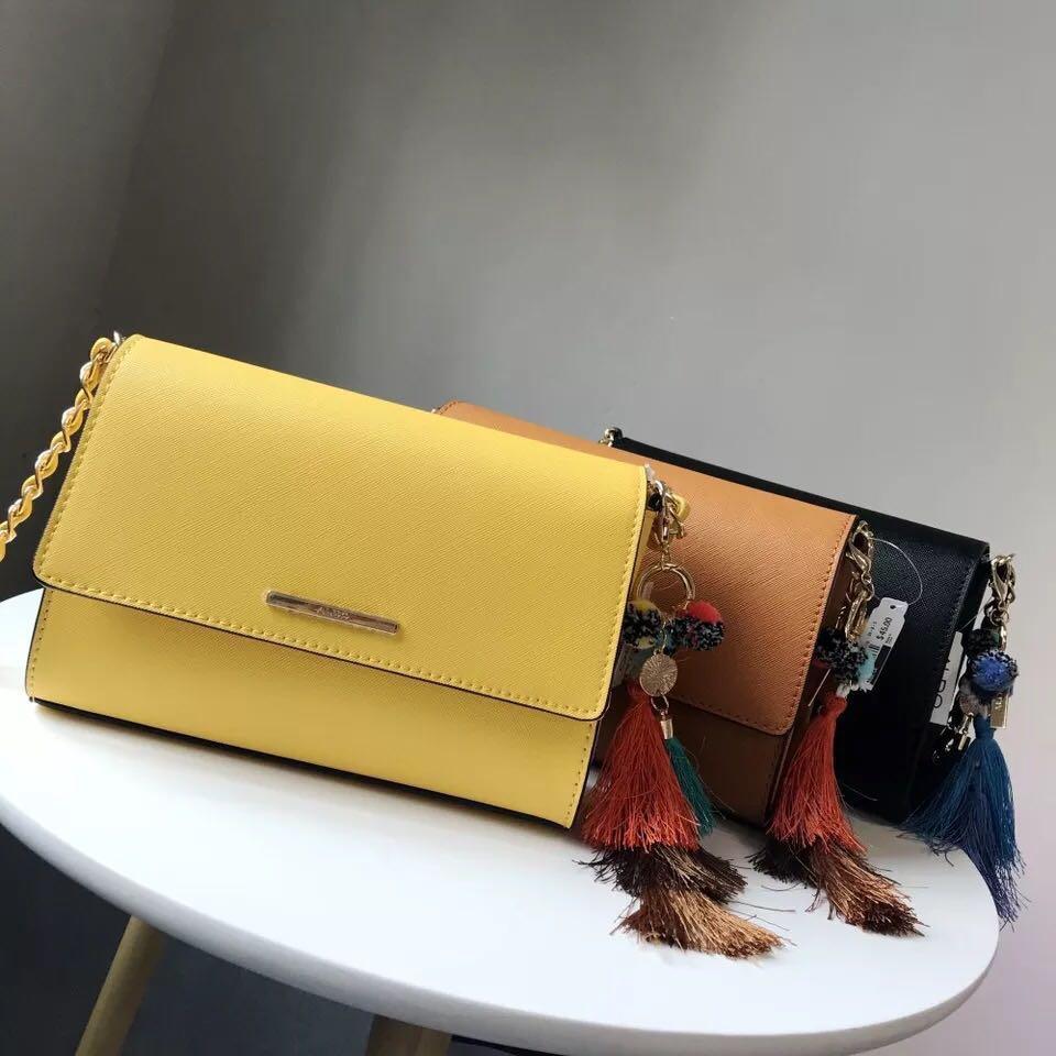 748bb9343 ALDO Chatfield Crossbody Bag, Women's Fashion, Bags & Wallets on Carousell