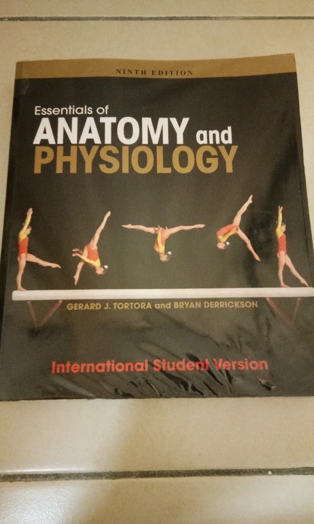 Anatomy and Physiology...Gerard J.Totora and Bryan Derrickson ...