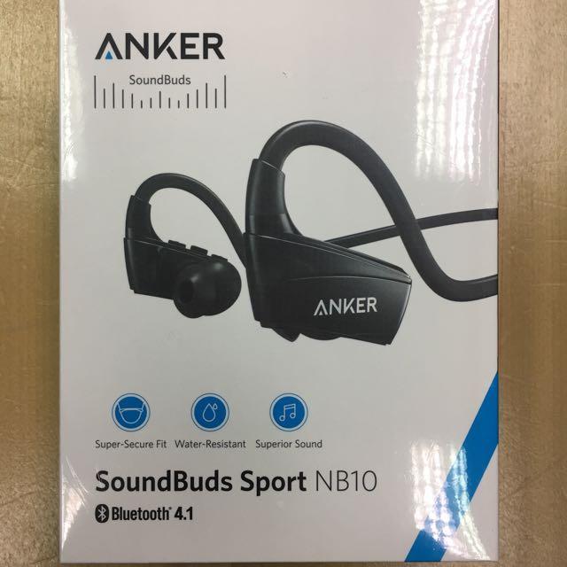 33db744bec4 Anker SoundBuds Sport NB10 Bluetooth 4.1, Mobile Phones & Tablets ...