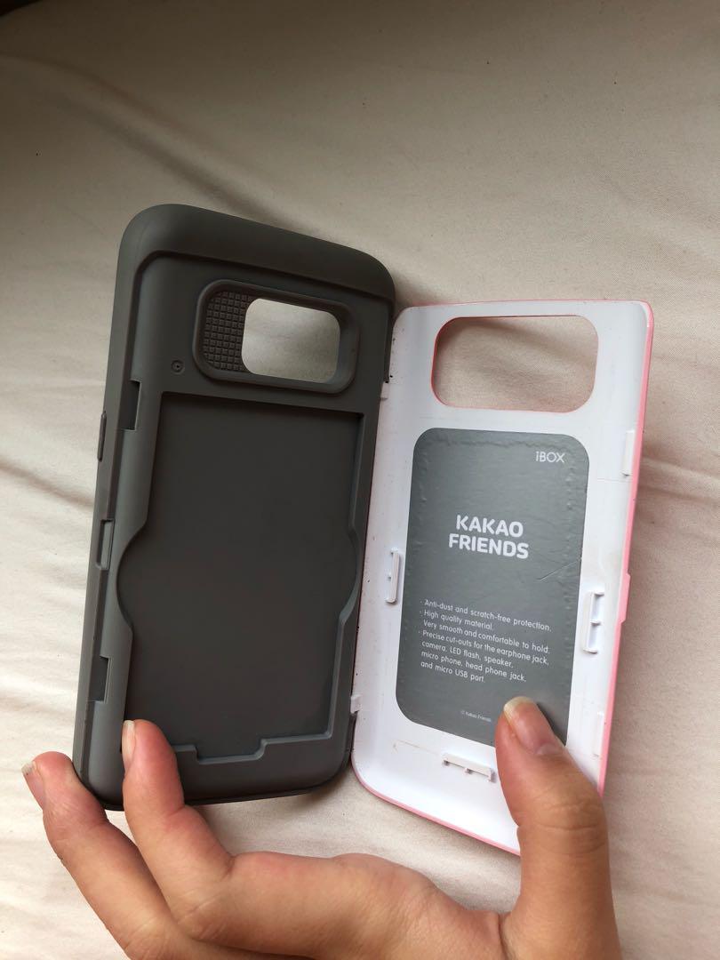 Apeach samsung galaxy S8 phone case