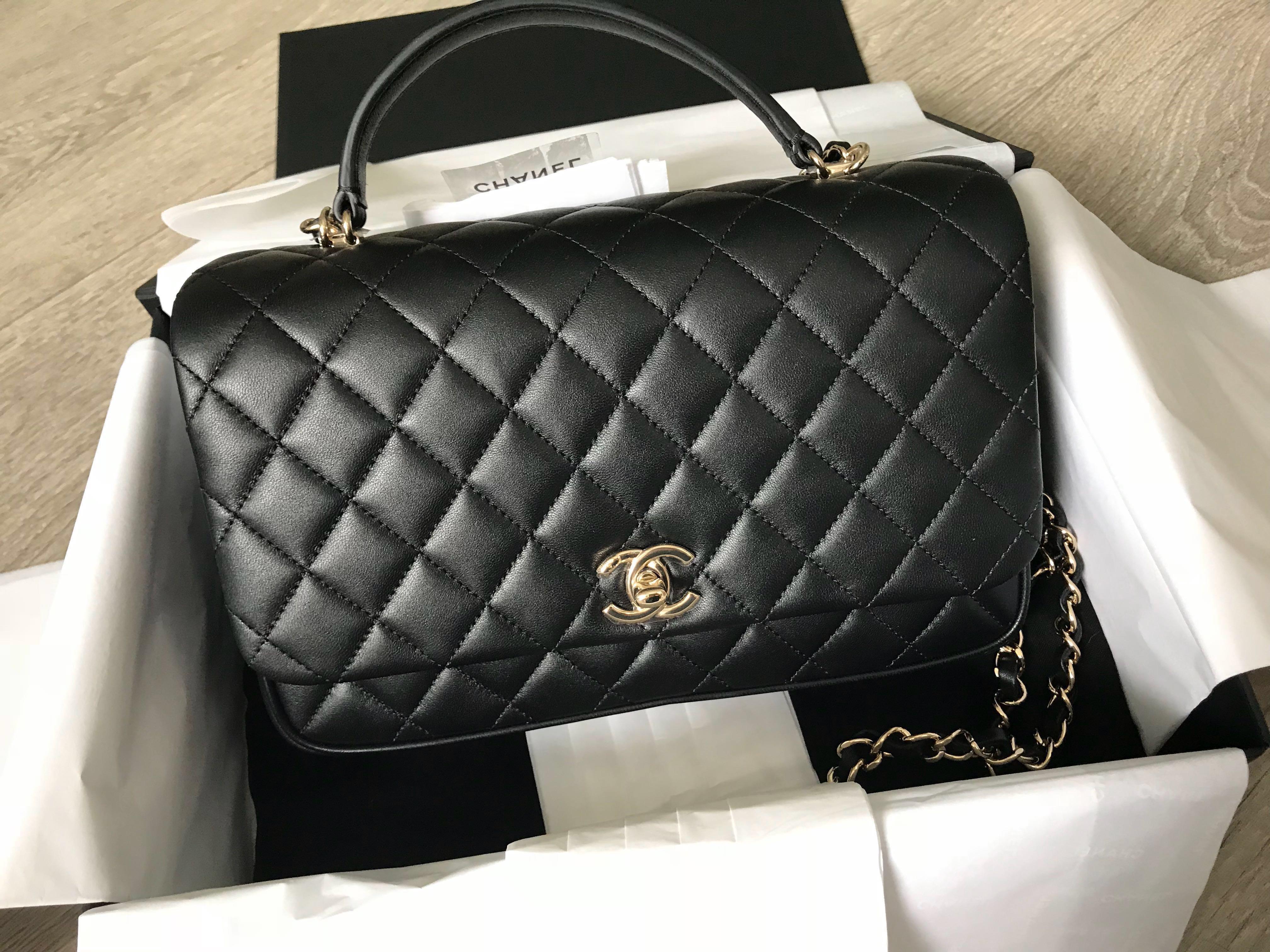 1108e2ff1c Chanel Citizen Chic flap bag, Women's Fashion, Bags & Wallets ...