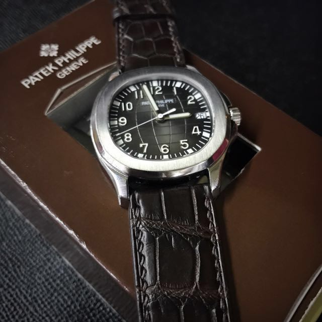 Custom Made Watch Strap For Patek Philippe Aquanaut Luxury Watches