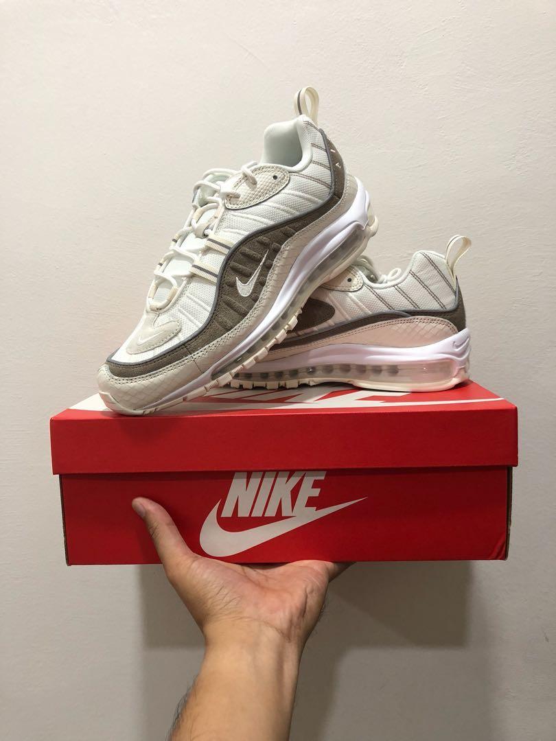 Nike Air Max 98 SE Snake Skin Suede