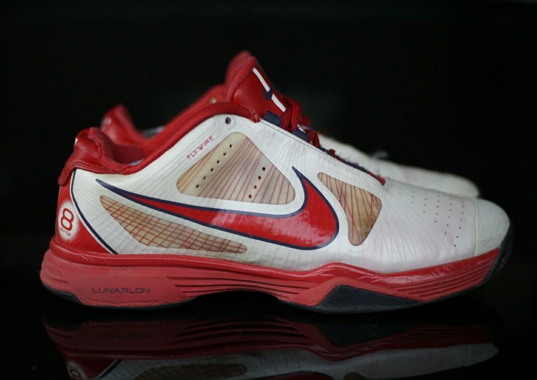 17c352d4e239 Nike Lunar Vapor 8 Tour Roger Federer