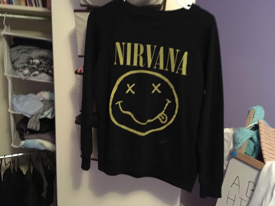 Nirvana sweater