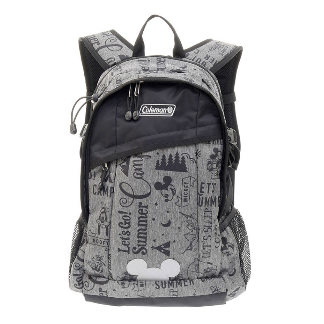 Po Disney X Coleman Japan Backpack Mickey Mouse And Friends Lets Luggage Tag Head Go Camp Bulletin Board Preorders On Carousell