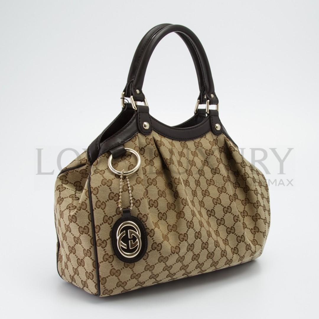 eb17b7a7e02e Preowned Gucci, Sukey Medium Tote - 211944 (POB0005198), Luxury ...