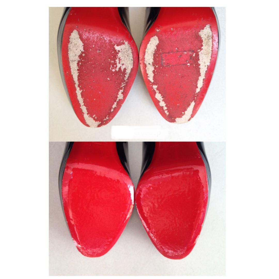 Red Bottom Sole Protector For Christian Louboutin Luxury Bags