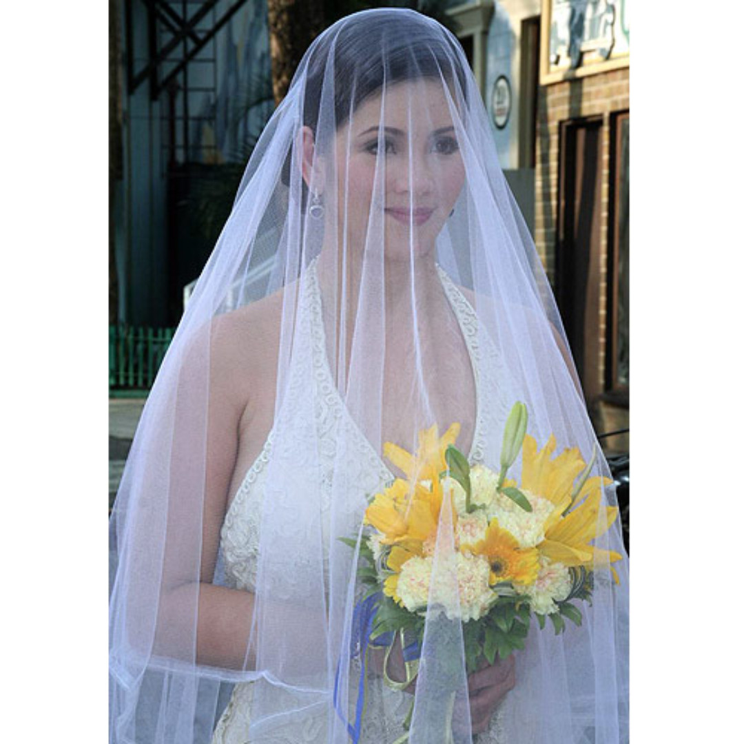 Regine Velasquez Alcasids Sue Wong Kim Sam Soon Wedding Dress