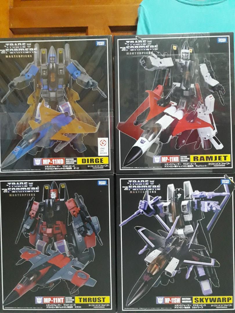 Transformers Masterpiece SkyWarp MP11SW Takara toy instock