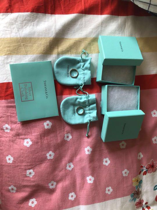 Tiffany & Co Couple Rings