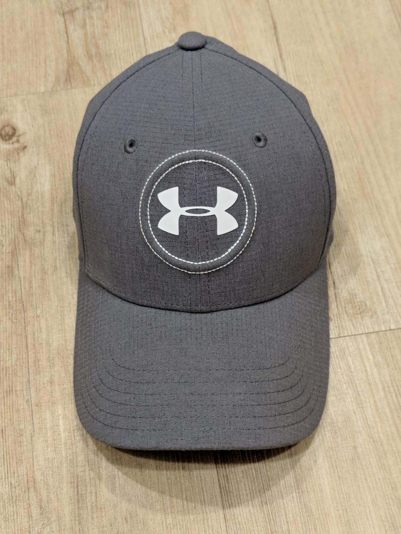 Under Armour Men's Jordan Spieth UA Tour Cap Grey