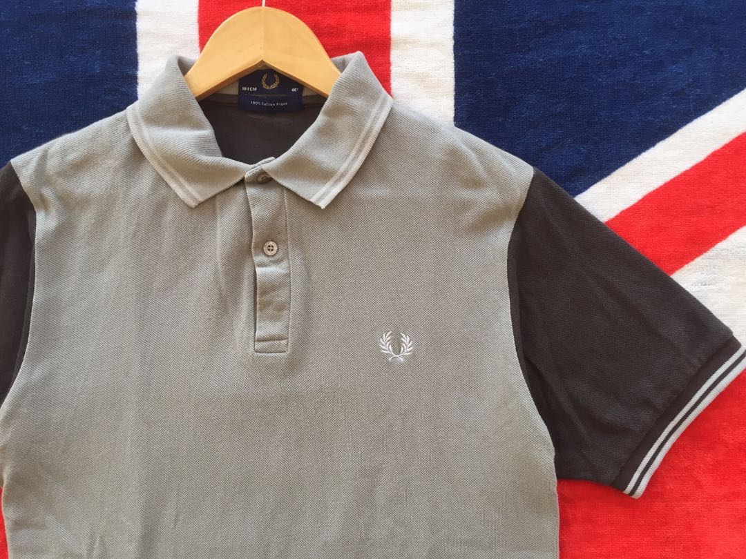 cca381c21 Vintage fredperry twintipped polo shirt size M, Men's Fashion ...