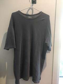 Unisex oversized shirt