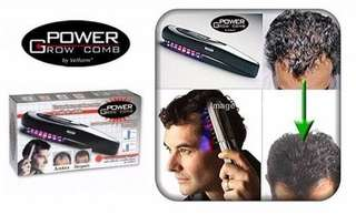 🆕 Power Grow Comb
