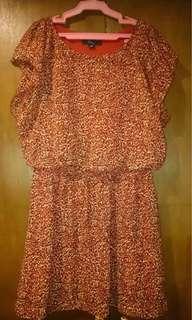 Xai Leopard Dress:)
