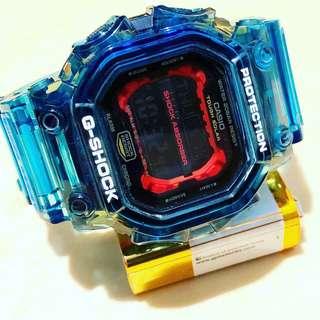 Casio G-shock GX-56 或 GXW-56 錶帶殻  非原裝(不包錶玉) (strap only)