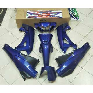 Wave 125R Coverset