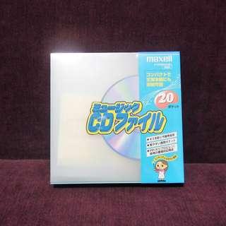 CD/DVD Sleeve Holder