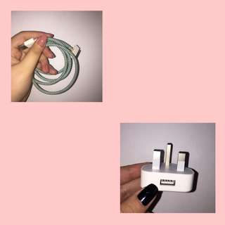 💘 ipad/iphone charger bundle 💘