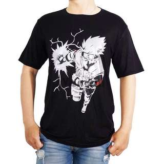 Kaos Distro Anime Kakashi