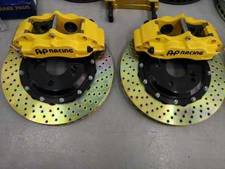 AP racing 5200 brake kit