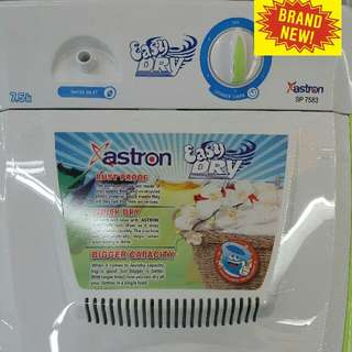 P3,490 Brand New Free Shipping 7.5KG Speed Dryer Astron Brand Quick Dry Full Warranyy