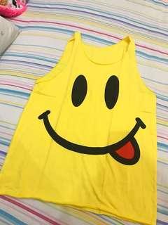 Smiley tank top