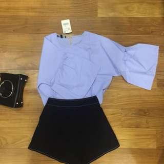 BN Zara Inspired Top (Size M)