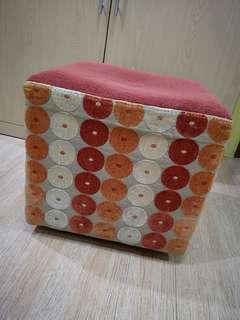 Design orange koncept chair