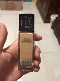 [NEW] Maybelline Fit Me Matte Poreless