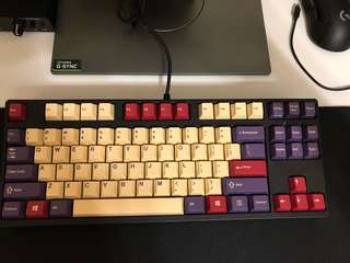 Filco Majestouch Ninja Tenkeyless - Cherry MX Brown