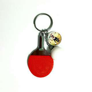 🚚 Customized Ping Pong Keychains