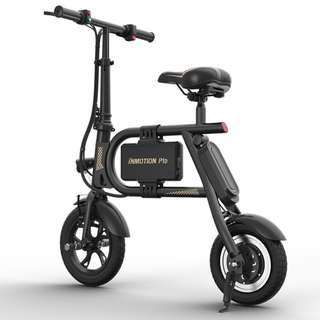 *** GSS SALE ***INMOTION LATEST VERSION /P1D Electric Scooter
