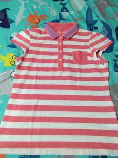 Oakley stripes polo shirt