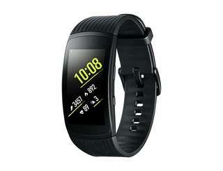 Samsung Gear Fit 2 Pro - Black (L)
