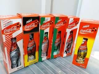 2004年歐洲杯可口可樂一套六支