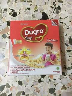 Dugro Soy 200g (1-6 Tahun)