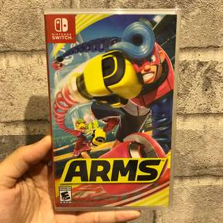 [NEW] Nintendo Switch Games - Arms
