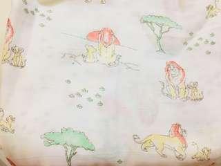 🚚 獅子王紗布包巾