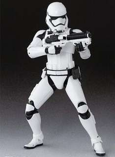 SH Figuarts Star Wars First Order Stormtrooper
