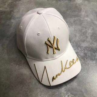 MLB情侶款棒球帽