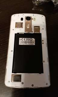 LG G3 855 雙咭雙待