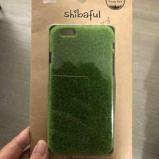 Shibaful 代代木公園草地殻 iPhone 6/6s 4.7吋 (包本地平郵)