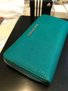 Michael Kors Saffiano Large Wallet