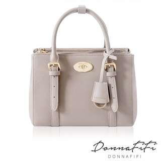 【Donnafifi】春紛物語手提肩背兩用包
